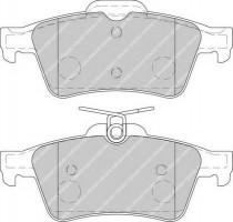 Тормозные колодки задние FERODO FDB1766, дисковые