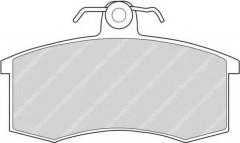 Тормозные колодки передние FERODO FDB527, дисковые