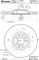 Комплект тормозных дисков BREMBO 09.A558.10 (2 шт.)