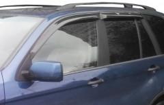 Дефлекторы окон для BMW X5 E53 '04-07 (EGR)