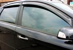 Дефлекторы окон для Chevrolet Lacetti '03-12, хетчбек (EGR)