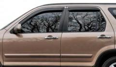 Дефлекторы окон для Honda CR-V '02-06 (EGR)