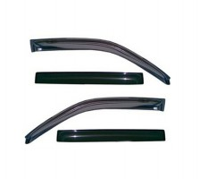 Дефлекторы окон для Hyundai i-10 '07-13 (EGR)