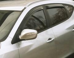 Дефлекторы окон для Hyundai ix-35 '10- (EGR)