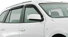 Дефлекторы окон для Hyundai Santa Fe '06-12 CM (EGR)