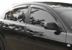 Дефлекторы окон для Mazda 3 '04-09, седан (EGR)