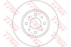 Комплект тормозных дисков TRW DF6347 (2 шт.)
