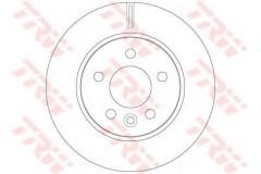 Комплект тормозных дисков TRW DF6482 (2 шт.)