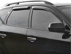 Дефлекторы окон для Nissan Murano '03-08, 4шт. (EGR)