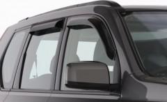 Дефлекторы окон для Nissan X-Trail '08-15 (EGR)