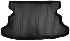 Коврик в багажник для Москвич 2126, резино/пластиковый (Lada Locker)