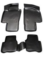 Коврики в салон для Volkswagen Passat CC '12-16 полиуретановые (L.Locker)