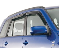 Дефлекторы окон для Suzuki Grand Vitara '06-,5дв. (EGR)