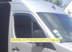 Дефлекторы окон для Volkswagen Crafter '06-16 (EGR)