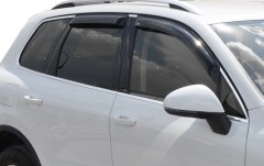 Дефлекторы окон для Volkswagen Touareg '10-18 (EGR)