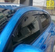 Дефлекторы окон для Hyundai Tucson '15- (Cobra)