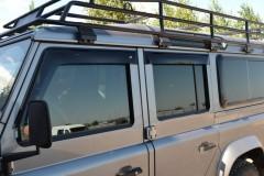 "Дефлекторы окон для Land Rover Defender 110 '90-07 ""EuroStandard"" (Cobra)"
