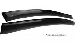 Дефлекторы окон для Seat Ibiza (6J) '08-, 3 дв. , хетчбэк (Cobra)
