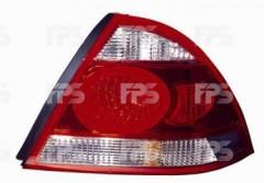 Фонарь задний для Nissan Almera Classic '06-13 левый (DEPO)