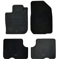 Коврики автомобильные для Renault Sandero '04- black> Gz/Doma