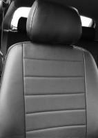 Авточехлы из экокожи L-LINE для салона Daewoo Gentra '13- (AVTO-MANIA)