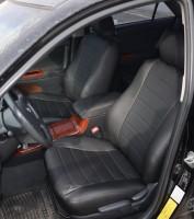 Авточехлы из экокожи L-LINE для салона Toyota Camry V30 '02-06 (AVTO-MANIA)