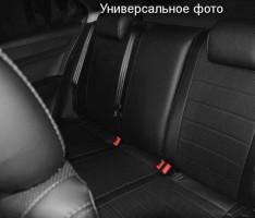 Авточехлы из экокожи S-LINE для салона Chevrolet Aveo '04-11 (AVTO-MANIA)