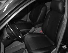 Авточехлы из экокожи S-LINE для салона Chevrolet Lacetti '03-12 SDN/HB (AVTO-MANIA)