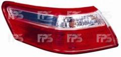 Фонарь задний для Toyota Camry V40 '06-11 правый (DEPO) внешний 212-19N8R-A