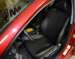 Авточехлы из экокожи S-LINE для салона Toyota Camry V40 '06-11 (AVTO-MANIA)