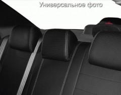 Фото товара 2 - Авточехлы из экокожи X-LINE для салона Ssangyong Korando '11- (AVTO-MANIA)