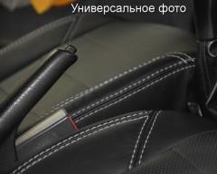 Фото товара 3 - Авточехлы из экокожи X-LINE для салона Ssangyong Korando '11- (AVTO-MANIA)