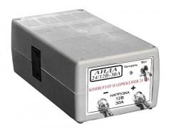 Инвертор / преобразователь напряжения импульсный АИДА 24/12В-30А (металл)