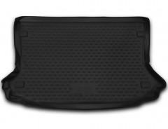 Коврик в багажник для Ford Ecosport '15-, полиуретановый (Novline / Element) черный