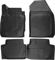 Коврики в салон для Ford Ecosport '15- полиуретановые (Novline / Element) 3D