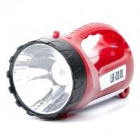 Фонарь аккумуляторный 1 LED+15 LED LB-0101 (Intertool)