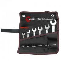 Набор рожковых ключей 6шт XT-1101 (Intertool)