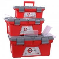 Комплект ящиков для инструментов BX-0403 (Intertool)