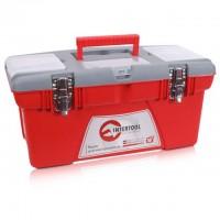 Ящик для инструментов с металлическими замками BX-0518 (Intertool)