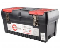 Ящик для инструментов с металлическими замками BX-1019 (Intertool)