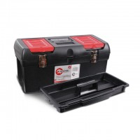 Ящик для инструментов с металлическими замками BX-1024 (Intertool)