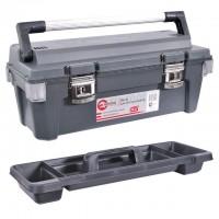 Ящик для инструментов с металлическими замками BX-6025 (Intertool)
