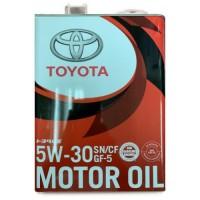 Toyota Motor Oil 5W-30 (08880-83322) 4 л