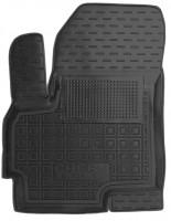 Коврик в салон водительский для Chery Tiggo 5 '16- резиновый, черный (AVTO-Gumm)