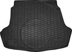 Коврик в багажник для Kia Optima '16-, резиновый (AVTO-Gumm)