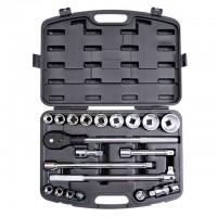 Профессиональный набор инструментов ET-6023 (Intertool)