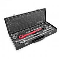 Профессиональный набор инструментов ET-6025 (Intertool)