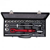Профессиональный набор инструментов ET-6027 (Intertool)