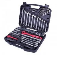 Профессиональный набор инструментов ET-6077 (Intertool)