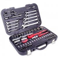 Профессиональный набор инструментов ET-6082 (Intertool)